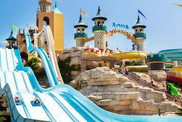 Aqua fantasy su parkı