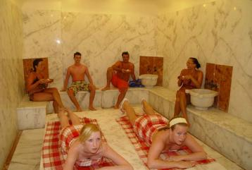 TURKISH BATH IN ALTINKUM