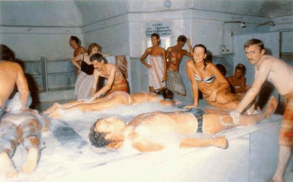 TURKISH BATH IN ALTINKUM