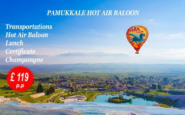 Pamukkale Hot Air Baloon