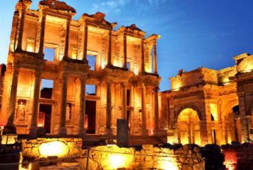 Ephesus Pamukkale Overnight Tour