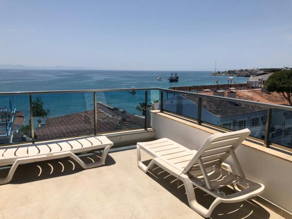 Apartment for rent in Didim #11