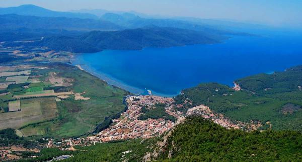 MARMARIS, AZMAK RIVER, GUZEL VILLAGE, BELEN ( COFFEE TASTING )
