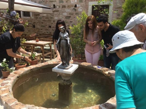 EPHESUS AND SIRINCE VILLAGE PRIVATE TOUR