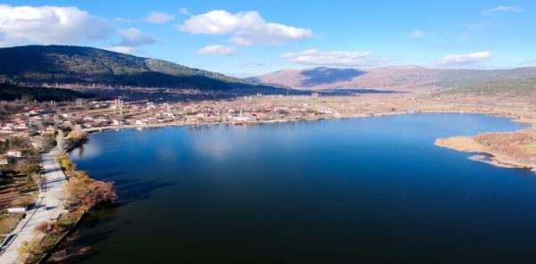 Golcuk Lake Birgi Town